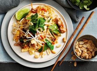 De drie beste Aziatische restaurant